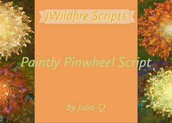 Paintly Pinwheel