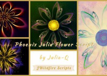 Phoenix Julia Flower - Revised