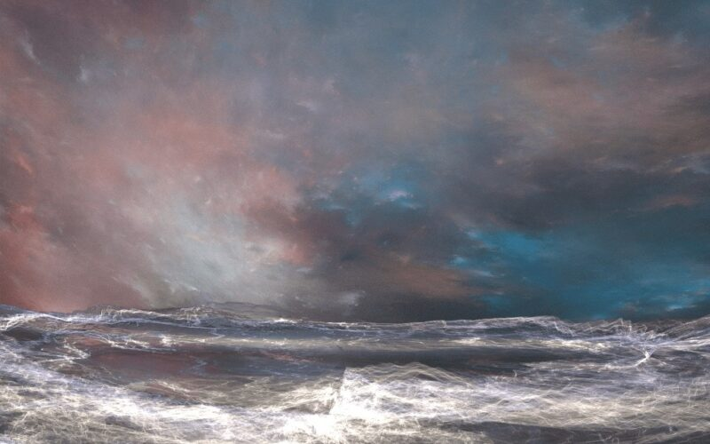 Sky and Sea Flame Pack - Michael Bourne Image
