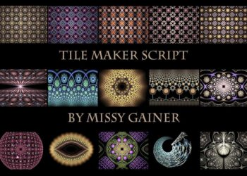 Tile Maker by Missy Gainer