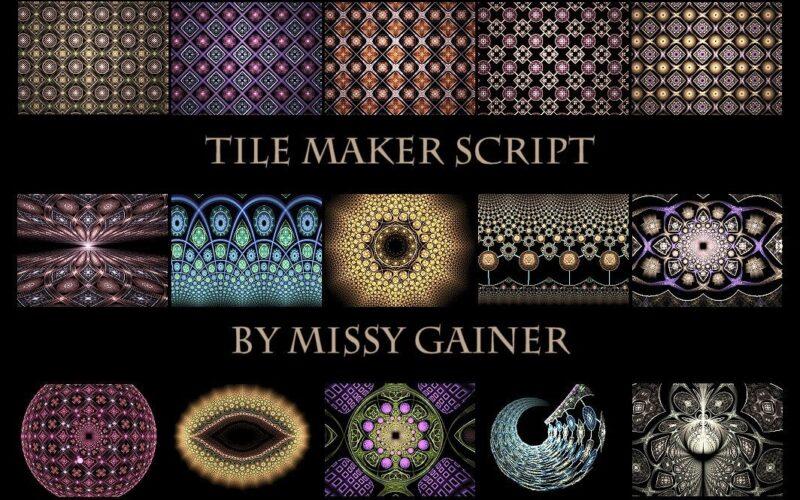 Tile Maker by Missy Gainer Image
