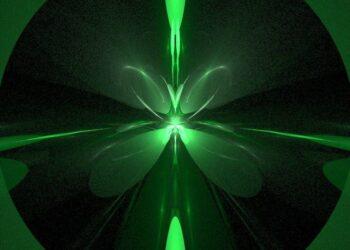 Tech Tut - Fractal bubbles with glow