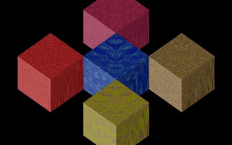 Texture Set #6_ Dc Carpet & post Voron Image