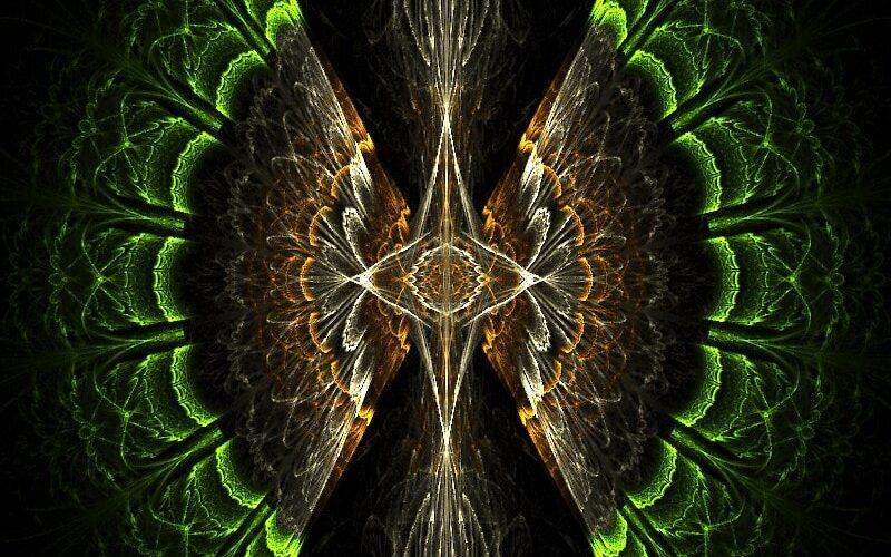 Wedge Escher Script Rev 1 by Mick Hogan Image