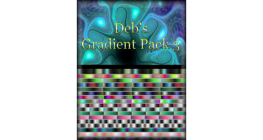 Gradient Pack 3 - Deb Walker