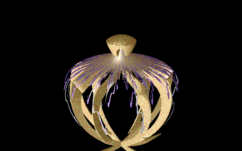 Inversion Vibration Image