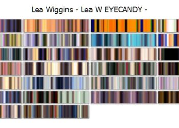 Lea Wiggins Eye Candy Collection