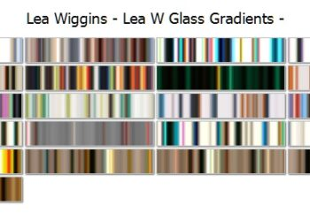 Lea Wiggins Glass Collection