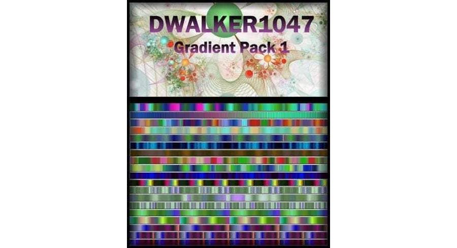 Gradient Pack 1 - Deb Walker