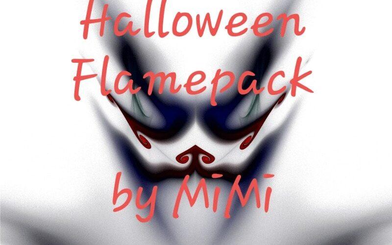 Mi Mi Halloween Flame Pack Image