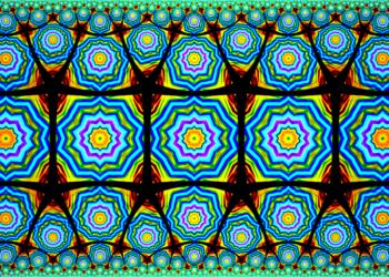 HyperPlane - Hyperbolic pattern generator