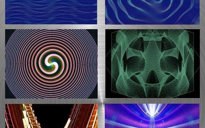 Michael Samuels - Checker Board Derivatives Image