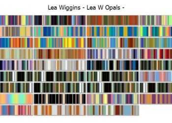 Lea Wiggins Opals Collection
