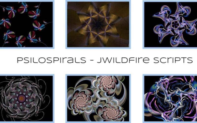 PsiloSpirals Script Image