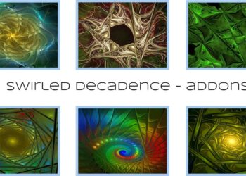 Swirled Decadence Addons