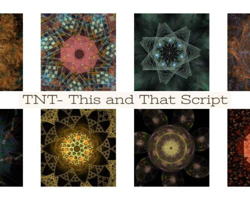 TNT – This and That Script