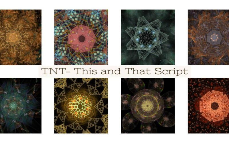 TNT - This and That Script Image